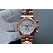 Vacheron Constantin Overseas Rose Gold-Write