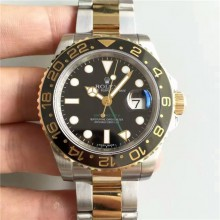 Rolex GMT-Master II Black-Gold