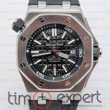 Audemars Piguet Royal Oak Offshore Diver Steel Black