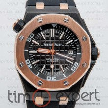 Audemars Piguet Royal Oak Offshore Diver Gold Black