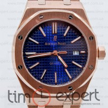 Audemars Piguet Royal Oak Gold Blue