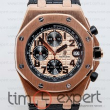 Audemars Piguet Royal Oak Offshore Chronograph Gold Black