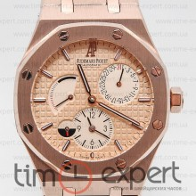 Audemars Piguet Royal Oak Dual Time Gold