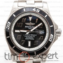 Breitling Superocean Black