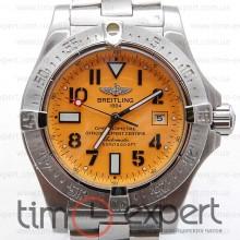 Breitling Avenger Seawolf Orange