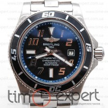 Breitling Superocean Blue