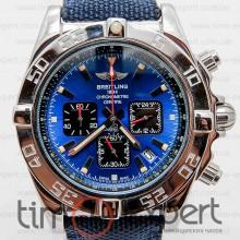Breitling Chronomat Chronograph Blue (Citizen)