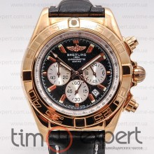 Breitling Chronomat Chronograph Gold-Black (Citizen)