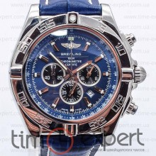 Breitling Chronomat Chronograph Steel-Blue (Citizen)