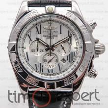 Breitling Chronomat Chronograph Silver-Write (Citizen)