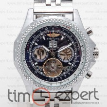 Breitling for Bentley Turbillon Silver Black