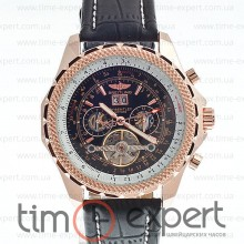 Breitling for Bentley Turbillon Gold Black