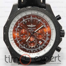 Breitling for Bentley Chronograph Black-Brown (Citizen)