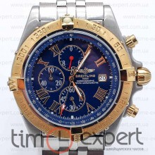 Breitling Chronomat Evolution Blue