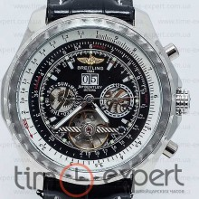 Breitling for Bentley Turbillon Black Skelet