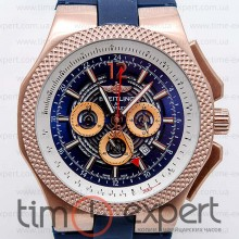 Breitling for Bentley GMT 53 (Citizen) Blue-Gold