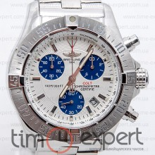 Breitling Colt Chronograph Silver-Write