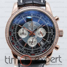 Breitling Windrider Chronograph Diamond
