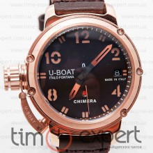 U-Boat Italo Fontana Chimera Automatic Brown-Gold-Brown