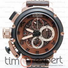 U-Boat Italo Fontana Chimera Chronograph Limited Edition Brown/Gold