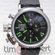 U-Boat Italo Fontana U-1001 Black/Silver/Green
