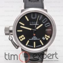 U-Boat Italo Fontana Classico U-1001 Black-Yellow-Silver