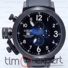U-Boat Italo Fontana Chronograph Black