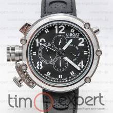 U-Boat Italo Fontana Automatic Silver-Black