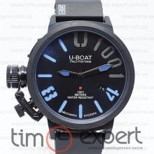 U-Boat Italo Fontana Classico U-1001 Black-Blue