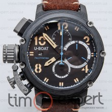 U-Boat Italo Fontana Chimera Chronograph Black-Brown