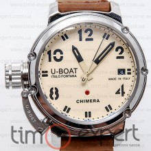 U-Boat Italo Fontana Chimera Automatic Silver-Brown