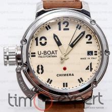 U-Boat Italo Fontana Chimera Automatic Silver-Brown