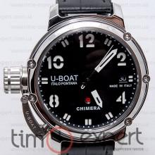 U-Boat Italo Fontana Chimera Automatic Silver-Black-Write