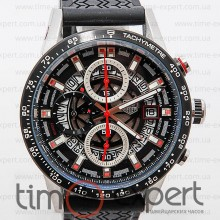 Tag Heuer Carrera Calibre 1 Black-Skelet