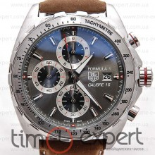 Tag Heuer Carrera Calibre 16 Formula1 Brown