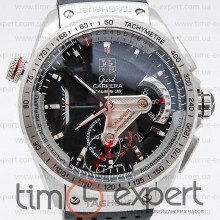 Tag Heuer Grand Carrera Calibre 36 Silver-Balck