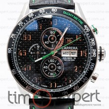Tag Heuer Grand Carrera Calibre 16 Green