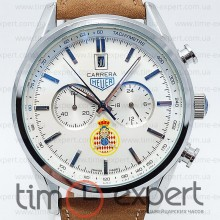 Tag Heuer Calibre 17 Chronograph Steel-Write