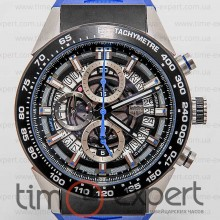Tag Heuer Carrera Calibre 1 Blue-Skelet