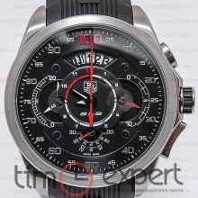 Tag Heuer 100 Mercedes Benz Silver-Black