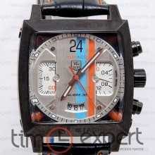 Tag Heuer Monaco Black-Write