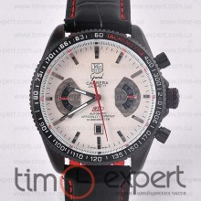 Tag Heuer Сarrera Calibre 17 Black-Write