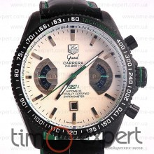 Tag Heuer Сarrera Calibre 17 Black-Green