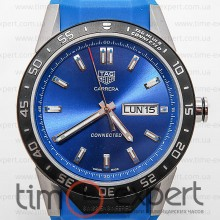 Tag Heuer Connected Blue
