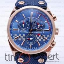 Tag Heuer McLaren sv Mercedes Benz Gold-Blue