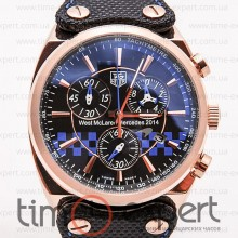 Tag Heuer McLaren sv Mercedes Benz Gold-Black