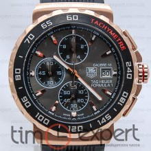Tag Heuer Formula 1 Chronograph Gold-Black