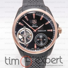 Tag Heuer Pendulum Gold-Black