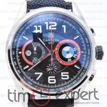 Tag Heuer BMW GMT Chronograph Black