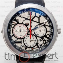Tag Heuer Connected Chronograph Silver